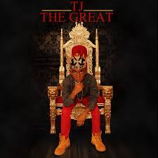 tj the great album cover